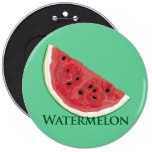 Watermelon Slice Pins