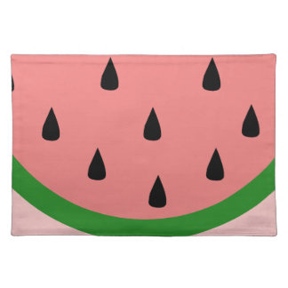 Watermelon Slice Placemat