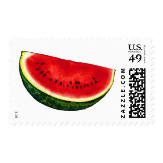 Watermelon Slice Stamp