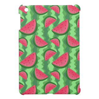 Watermelon Slices Pattern Cover For The iPad Mini