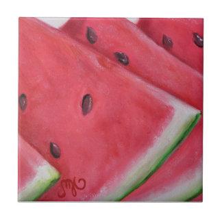 Watermelon Slices - Tile