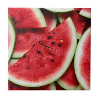 Watermelon Slices Tile