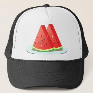 Watermelon Slices Trucker Hat