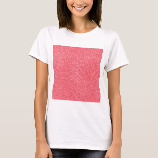 WATERMELON SPECKLED Paper TEXTURE TEMPLATE BACKGRO T-Shirt