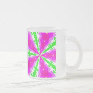 Watermelon Splash Frosty Cup! Frosted Glass Coffee Mug