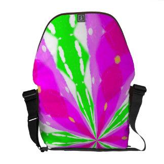 Watermelon Splash Messenger Bag