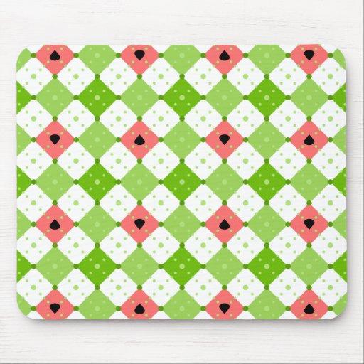 Watermelon Splendor Mouse Pad