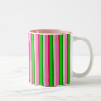 Watermelon Stripe Mug