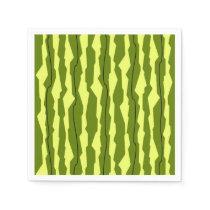Watermelon Stripe napkins paper