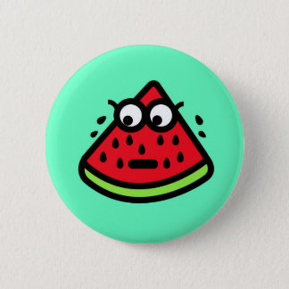 Watermelon Sweat Button