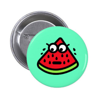 Watermelon Sweat Button