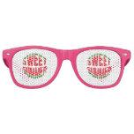 Watermelon - sweet summer retro sunglasses