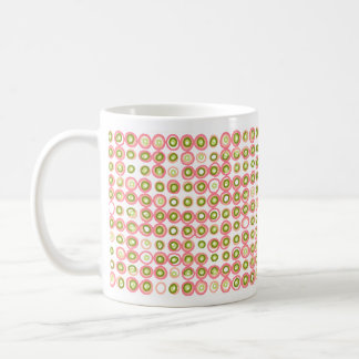 watermelon theme coffee mug