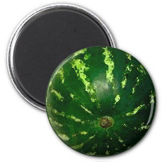 Watermelon Watercolor - Magnet