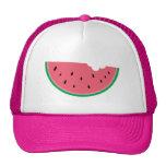 Watermelon Watermelons Fruit Sweet Health Fresh Trucker Hat