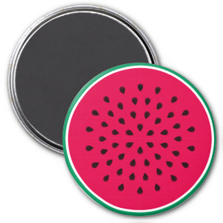 Watermelon Wedge Magnet