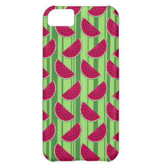 Watermelon Wedges Pattern Case For iPhone 5C