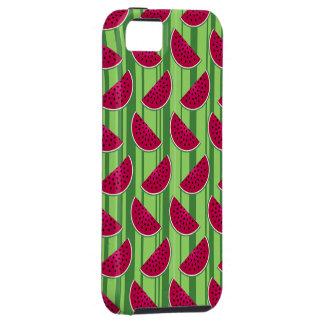 Watermelon Wedges Pattern iPhone SE/5/5s Case