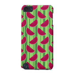 Watermelon Wedges Pattern iPod Touch 5G Cover