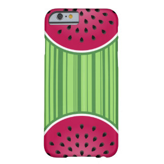 Watermelon Wedgies Barely There iPhone 6 Case
