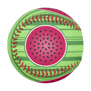 Watermelon Wedgies Baseball