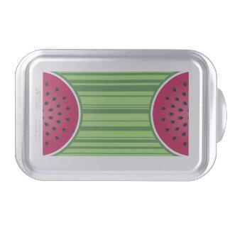 Watermelon Wedgies Cake Pan