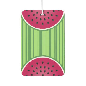 Watermelon Wedgies Car Air Freshener