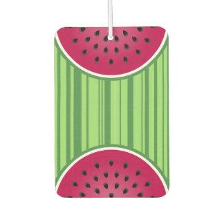 Watermelon Wedgies Car Air Freshener