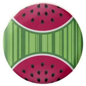 Watermelon Wedgies Chocolate Covered Oreo
