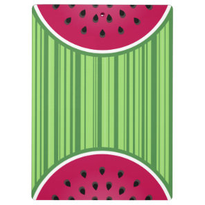 Watermelon Wedgies Clipboard