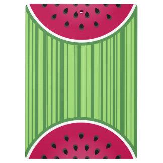 Watermelon Wedgies Clipboard