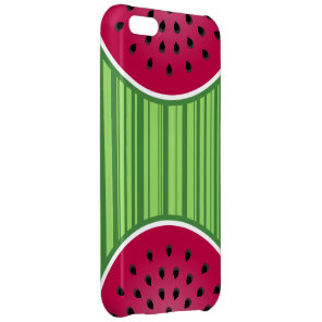 Watermelon Wedgies Cover For iPhone 5C
