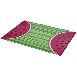 Watermelon Wedgies Cutting Board