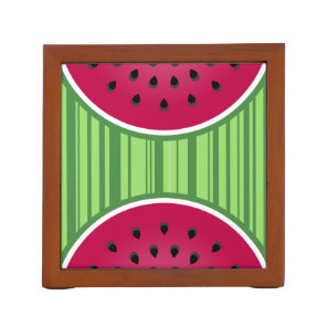 Watermelon Wedgies Desk Organizer
