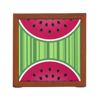 Watermelon Wedgies Desk Organizer