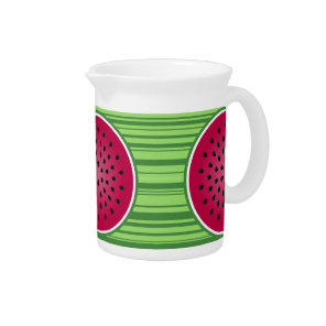 Watermelon Wedgies Drink Pitcher