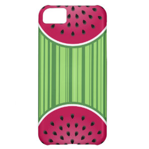 Watermelon Wedgies iPhone 5C Cover