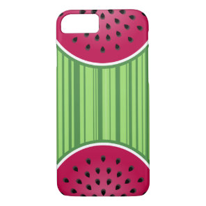 Watermelon Wedgies iPhone 8/7 Case