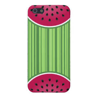 Watermelon Wedgies iPhone SE/5/5s Cover