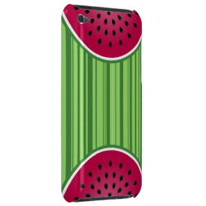 Watermelon Wedgies iPod Case-Mate Case