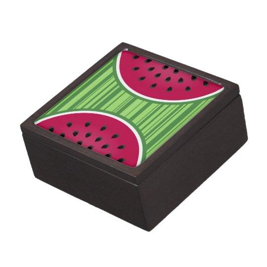 Watermelon Wedgies Jewelry Box