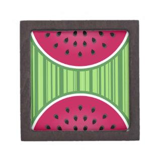 Watermelon Wedgies Keepsake Box