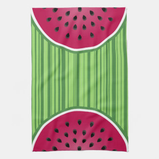 Watermelon Wedgies Kitchen Towel