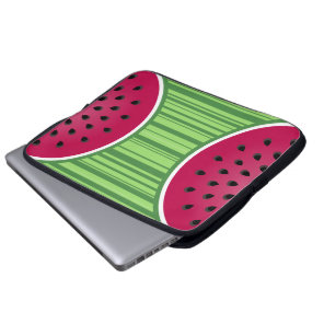 Watermelon Wedgies Laptop Sleeve