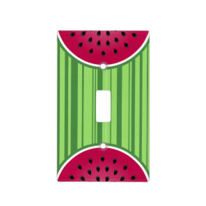 Watermelon Wedgies Light Switch Cover