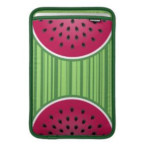 Watermelon Wedgies MacBook Sleeve