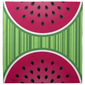 Watermelon Wedgies Napkin