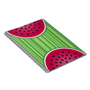 Watermelon Wedgies Notebook
