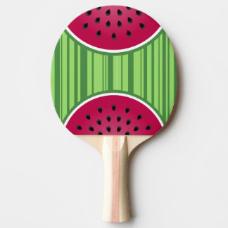 Watermelon Wedgies Ping Pong Paddle