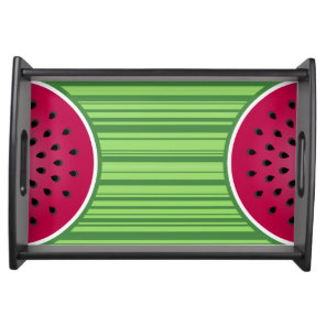 Watermelon Wedgies Serving Tray